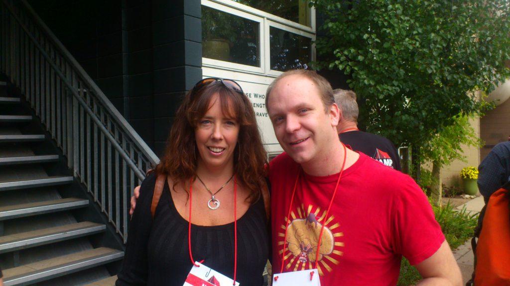Denis Bolomier et Nancy de Sketchup