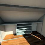 sketchup design de meubles
