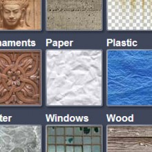 sketchup texture library