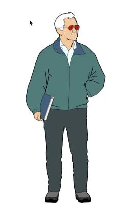 Paul Stevenson Oles, la nouvelle silhouette de SketchUp 2015