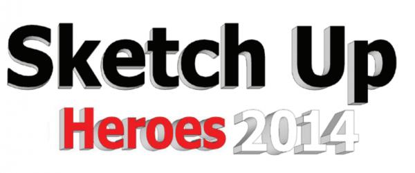 Sketchup Heroes 2014