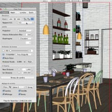 PREPARATION MODELE SKETCHUP